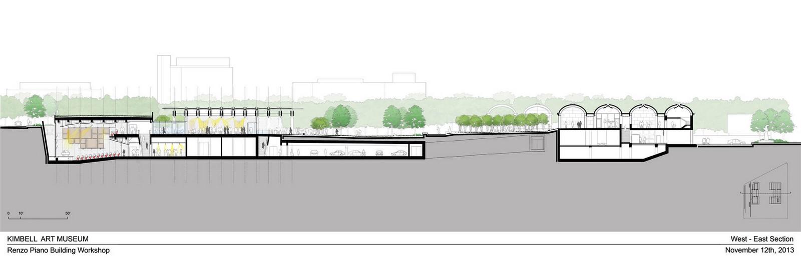 Kimbell Art Museum by Renzo Piano: Mecca of modern architecture - Sheet4