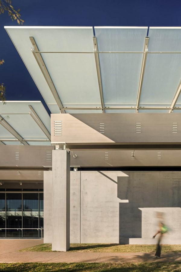 Kimbell Art Museum by Renzo Piano: Mecca of modern architecture - Sheet5