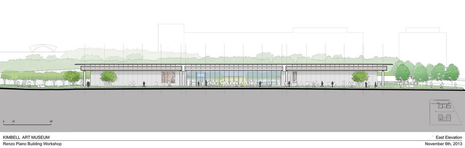 Kimbell Art Museum by Renzo Piano: Mecca of modern architecture - Sheet6
