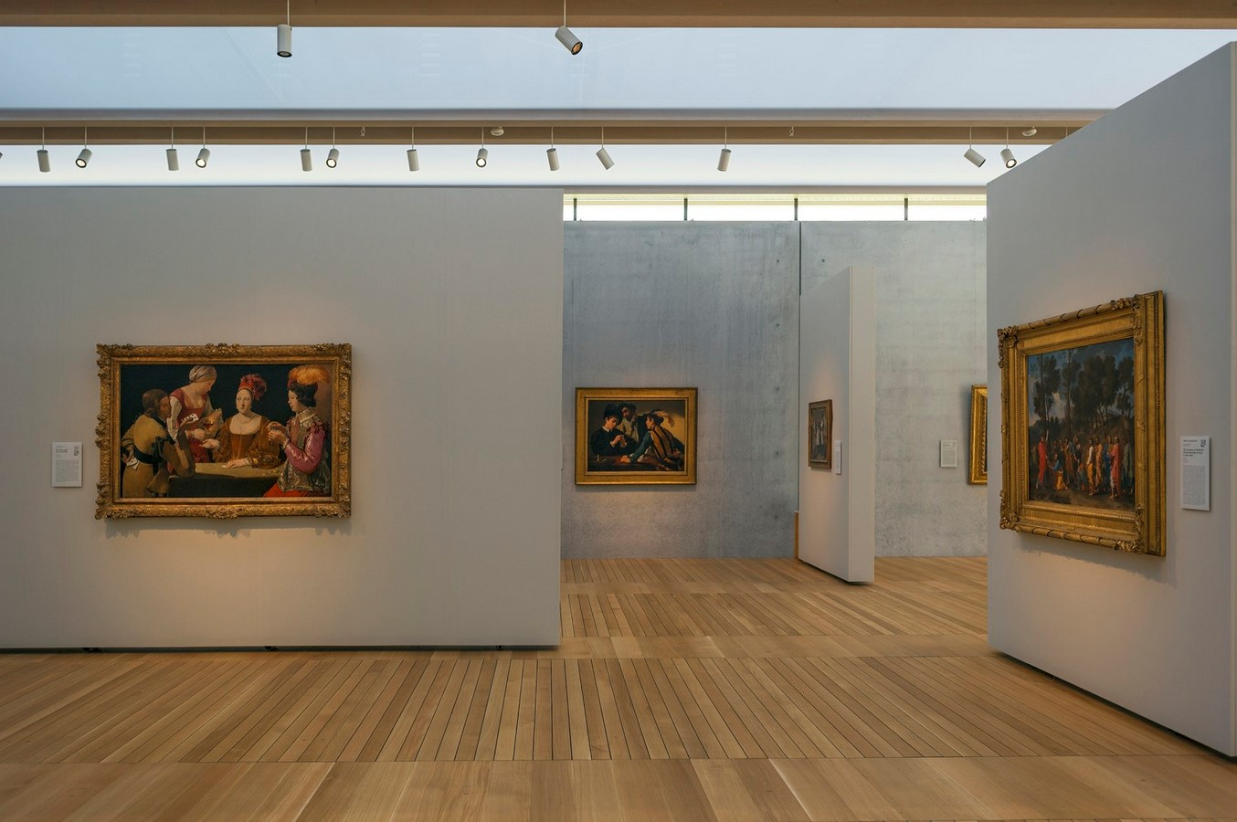 Kimbell Art Museum by Renzo Piano: Mecca of modern architecture - Sheet7