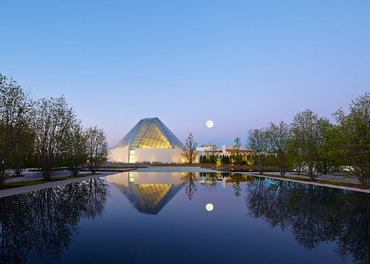 The Ismaili Centre by Charles Correa: Harmonizing Spiritual, Artistic and Natural world - Sheet1