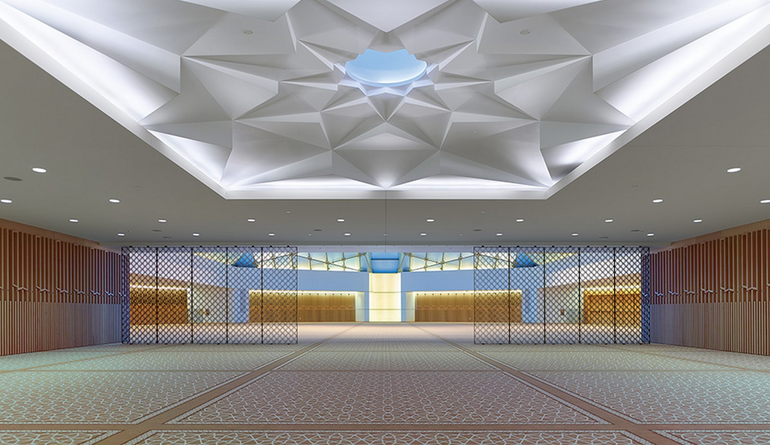 The Ismaili Centre by Charles Correa: Harmonizing Spiritual, Artistic and Natural world - Sheet10