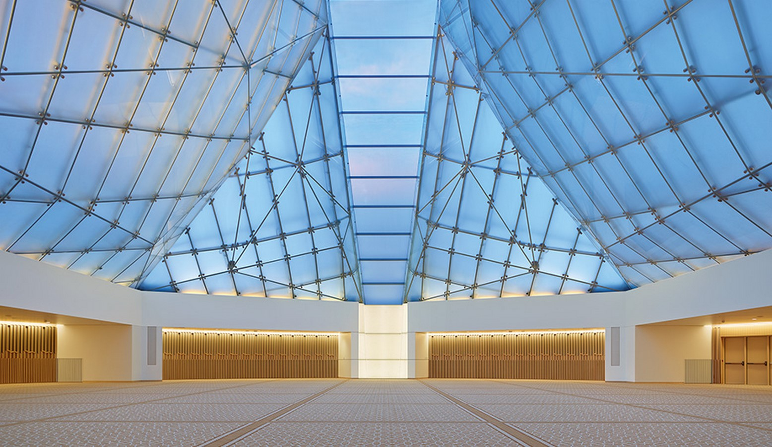 The Ismaili Centre by Charles Correa: Harmonizing Spiritual, Artistic and Natural world - Sheet11