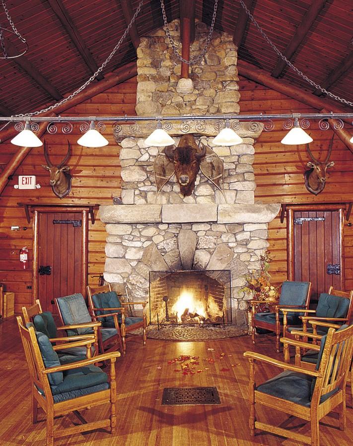"Adirondack Architecture- The ""American Vacation"" architecture - Sheet11"