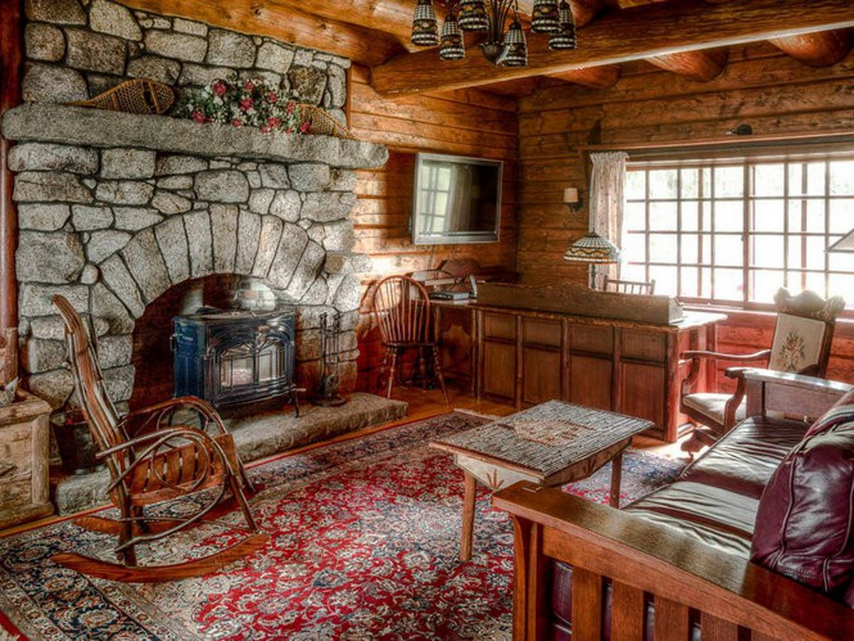 "Adirondack Architecture- The ""American Vacation"" architecture - Sheet13"