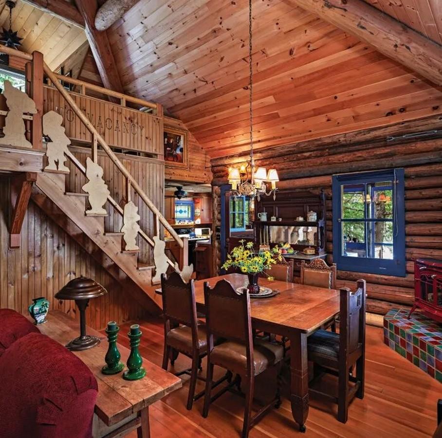 "Adirondack Architecture- The ""American Vacation"" architecture - Sheet18"