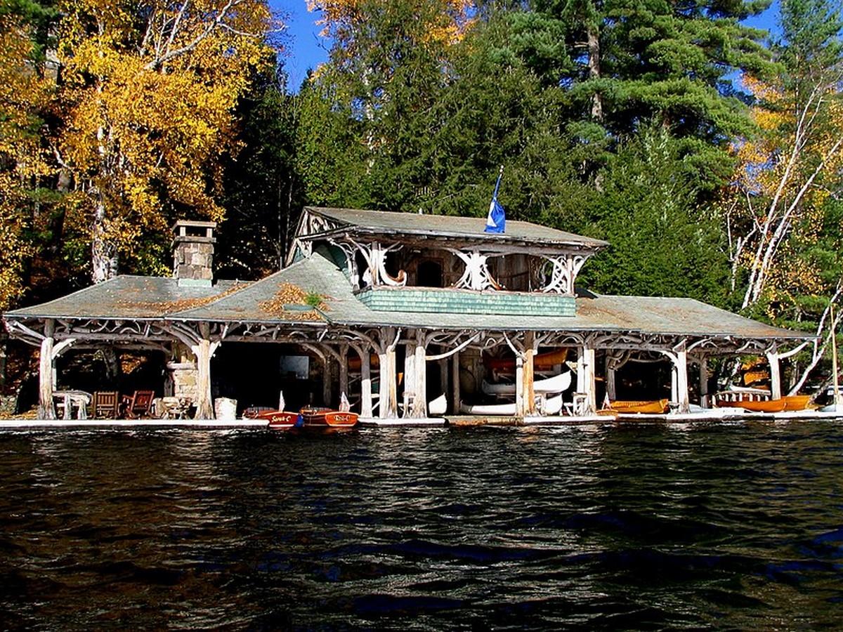 "Adirondack Architecture- The ""American Vacation"" architecture - Sheet2"