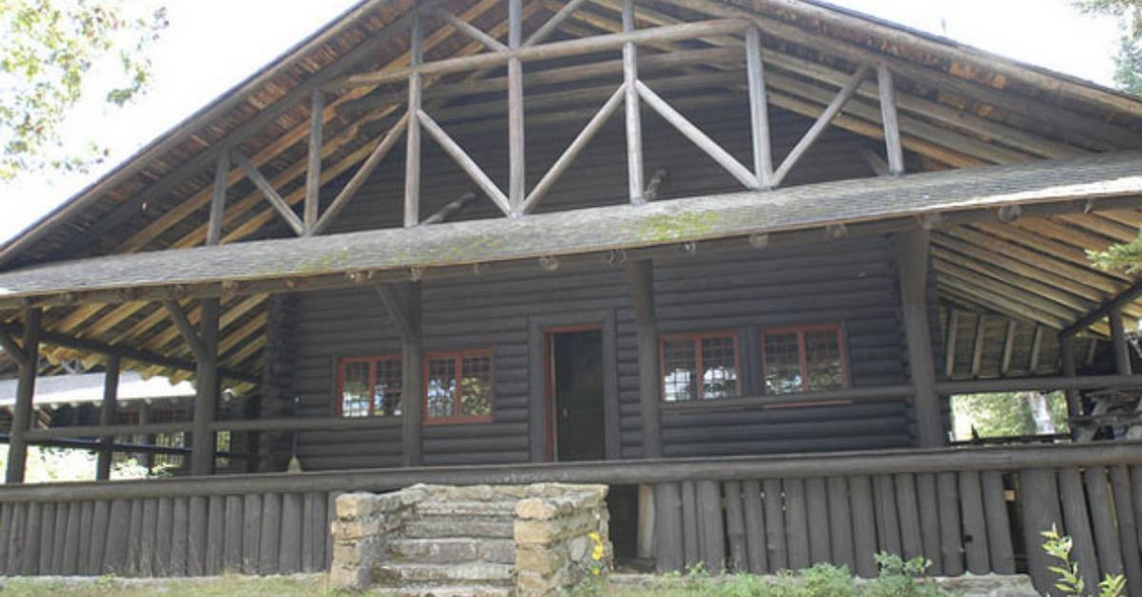 "Adirondack Architecture- The ""American Vacation"" architecture - Sheet8"