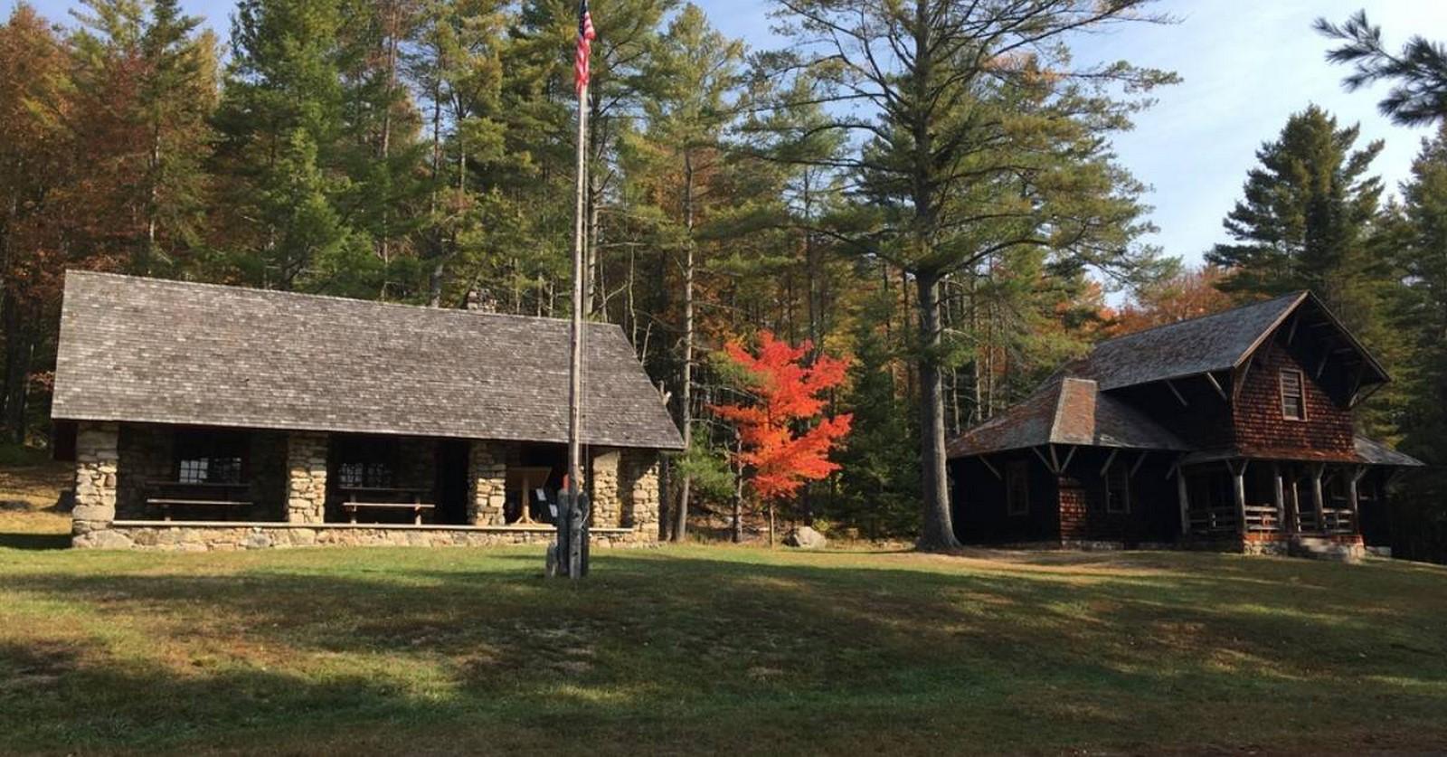 "Adirondack Architecture- The ""American Vacation"" architecture - Sheet9"