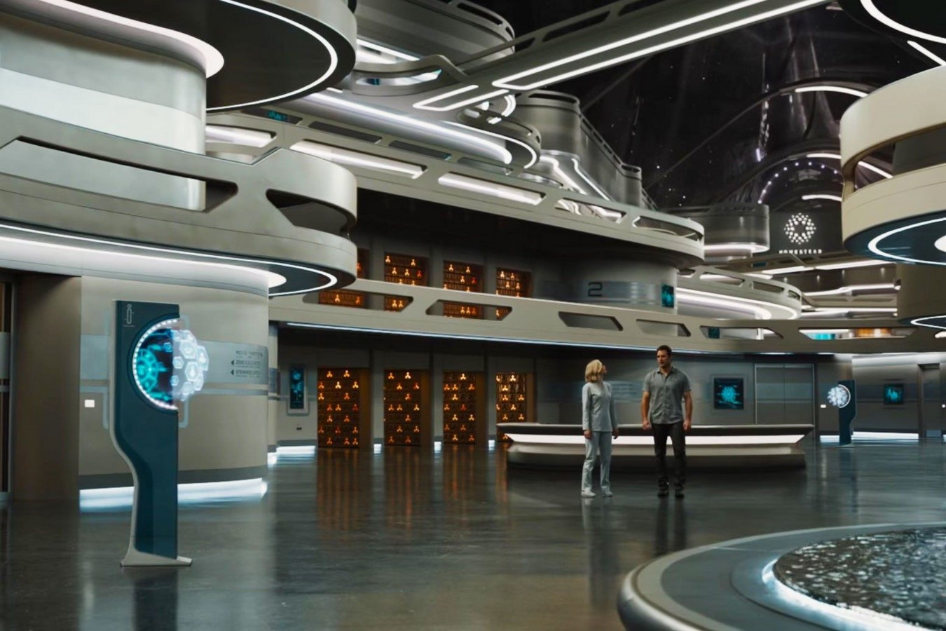 A crossover between Architecture and Production design - Sheet3