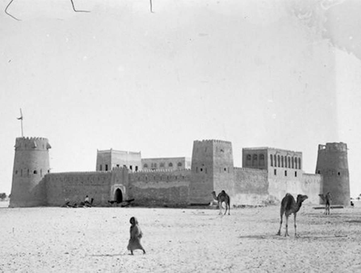 Evolution of architecture in the United Arab Emirates - Sheet3
