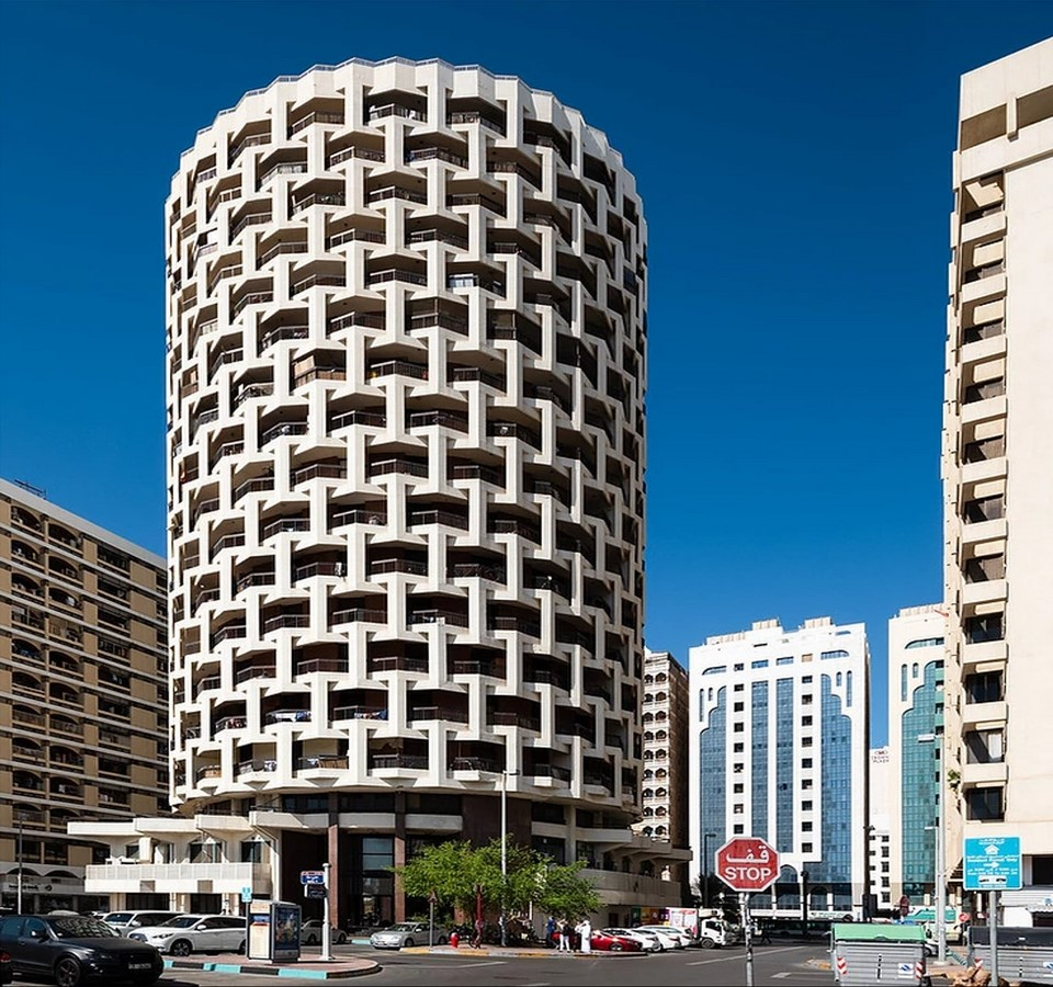 Evolution of architecture in the United Arab Emirates - Sheet5