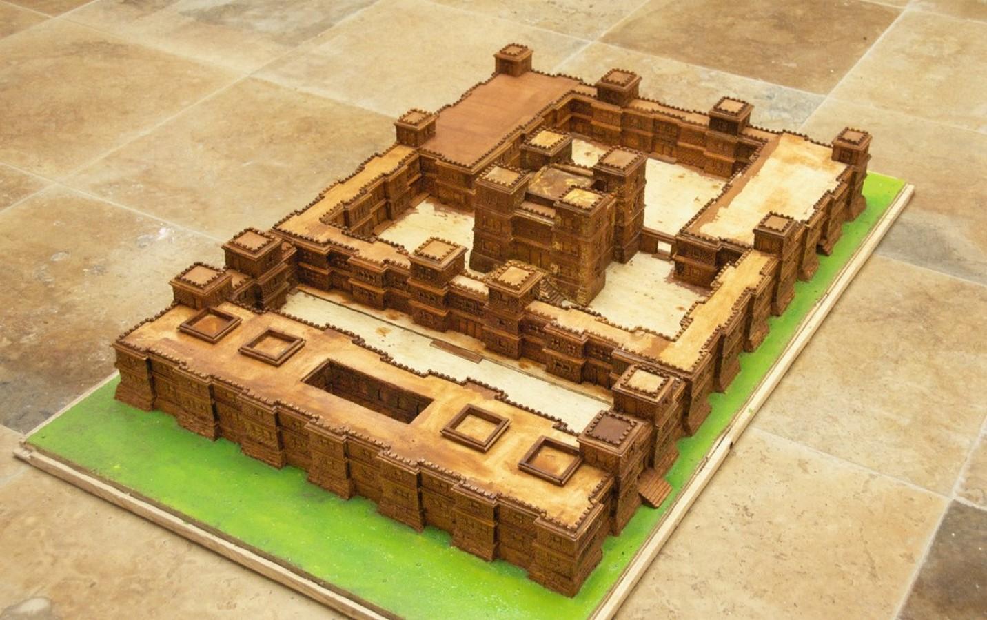 Aksumite architecture: Architecture of Ethiopia - Sheet12