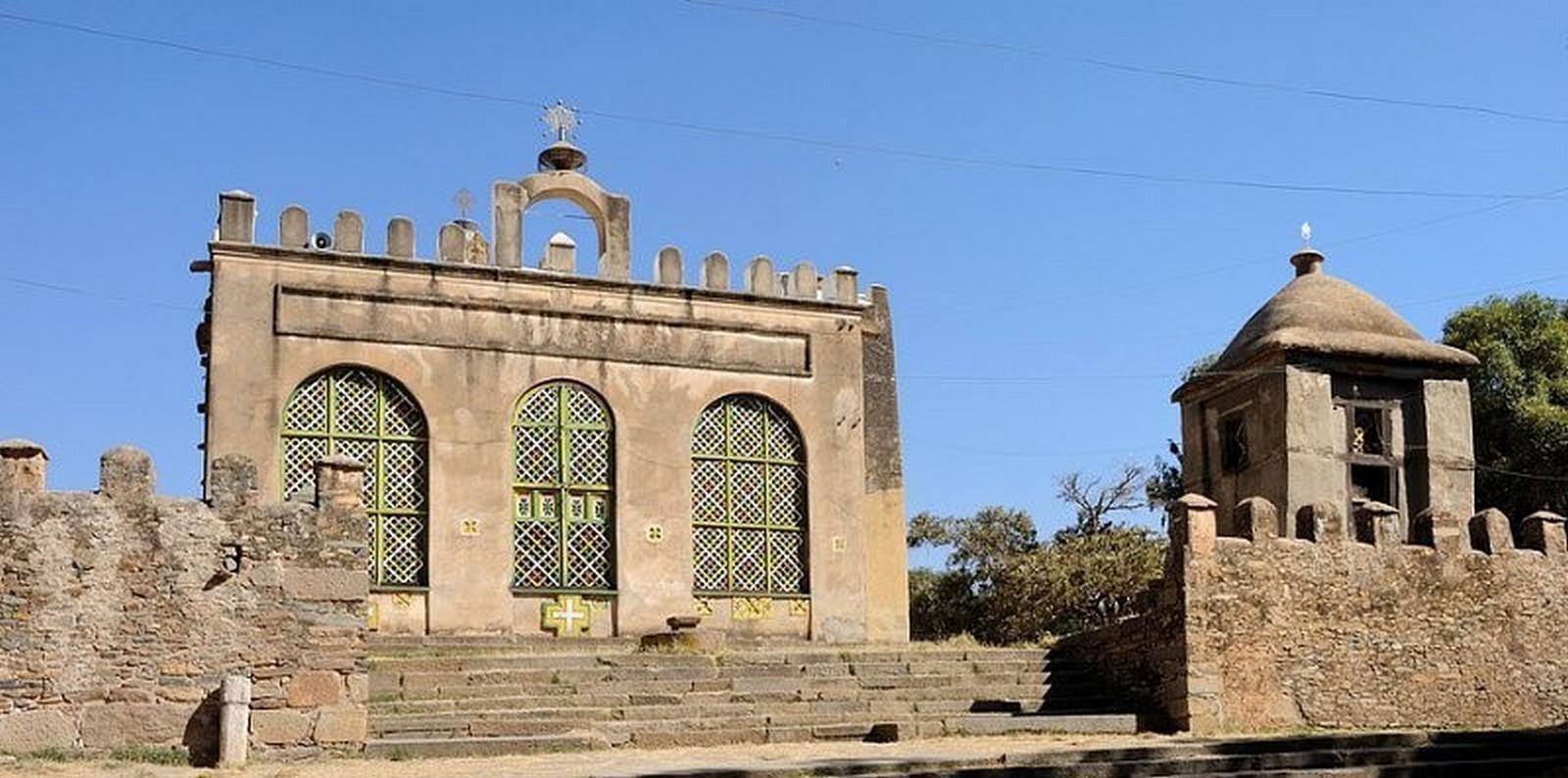 Aksumite architecture: Architecture of Ethiopia - Sheet16