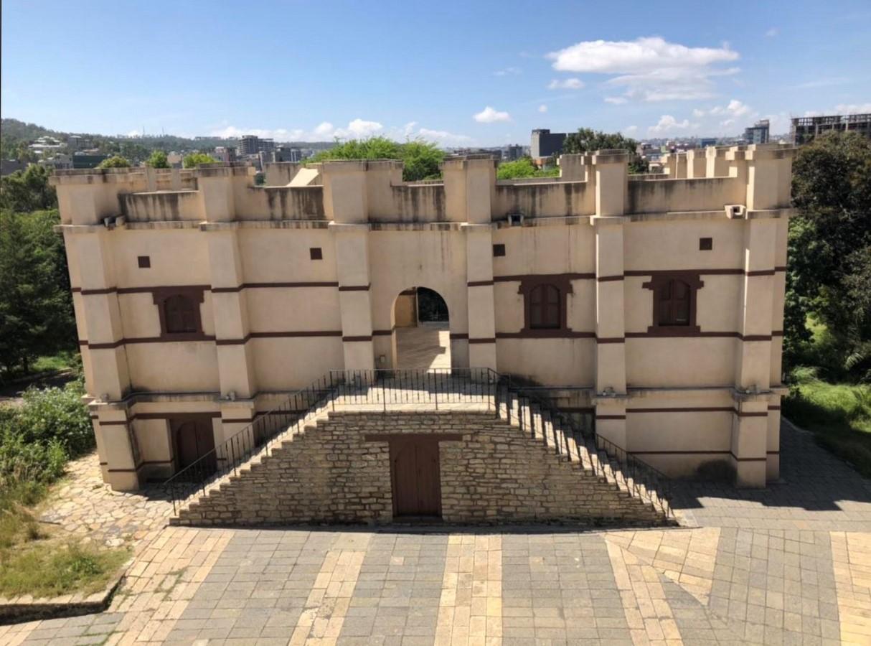Aksumite architecture: Architecture of Ethiopia - Sheet20