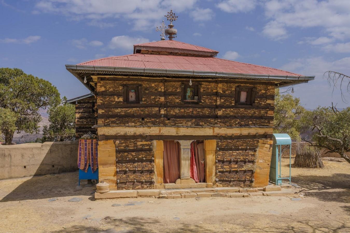 Aksumite architecture: Architecture of Ethiopia - Sheet6