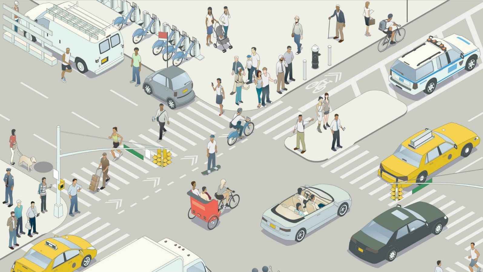 Fostering pedestrian movement (if appropriated) - Sheet1