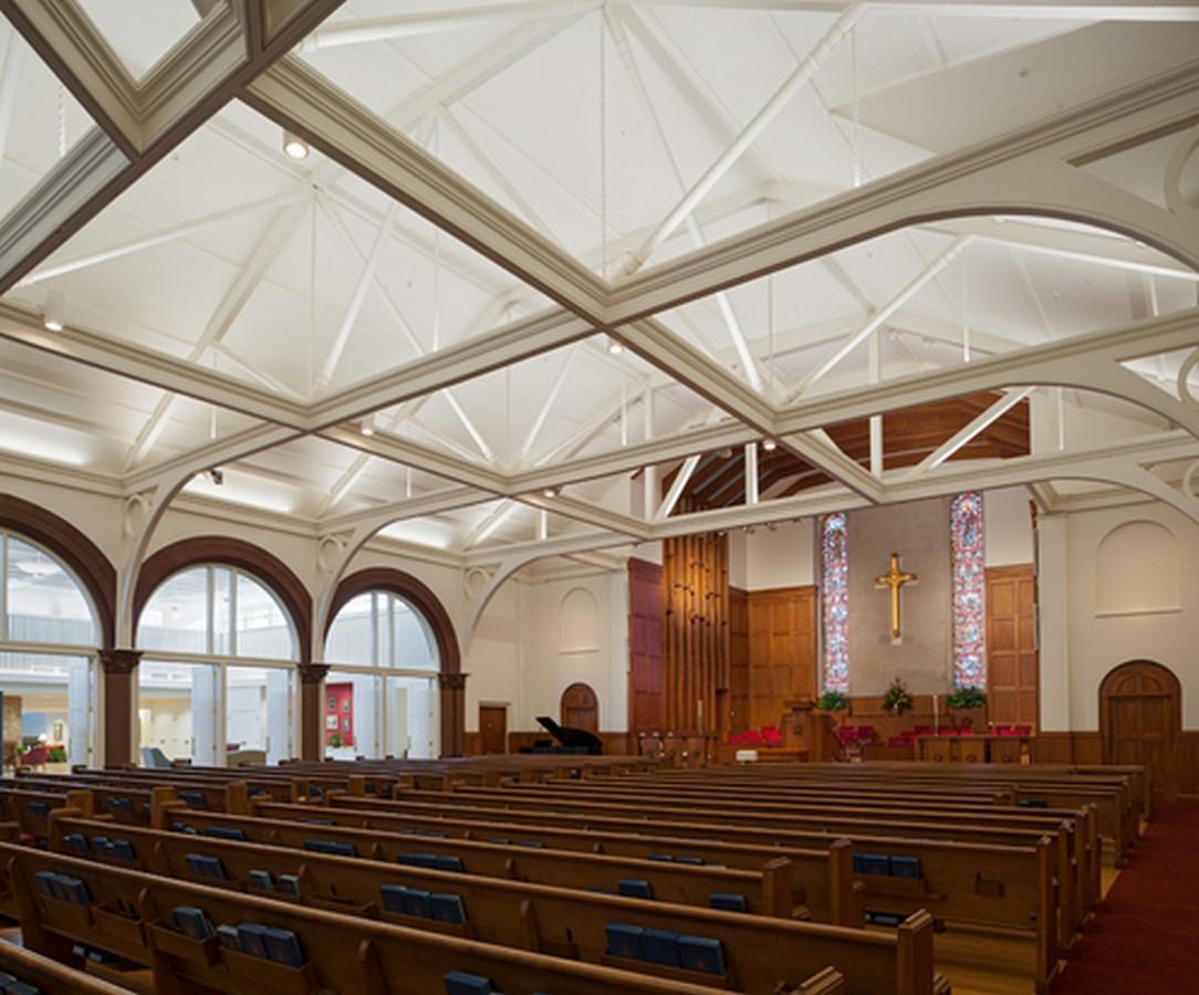 First Presbyterian Church Raleigh, NC ⎥ 2012 - Sheet2