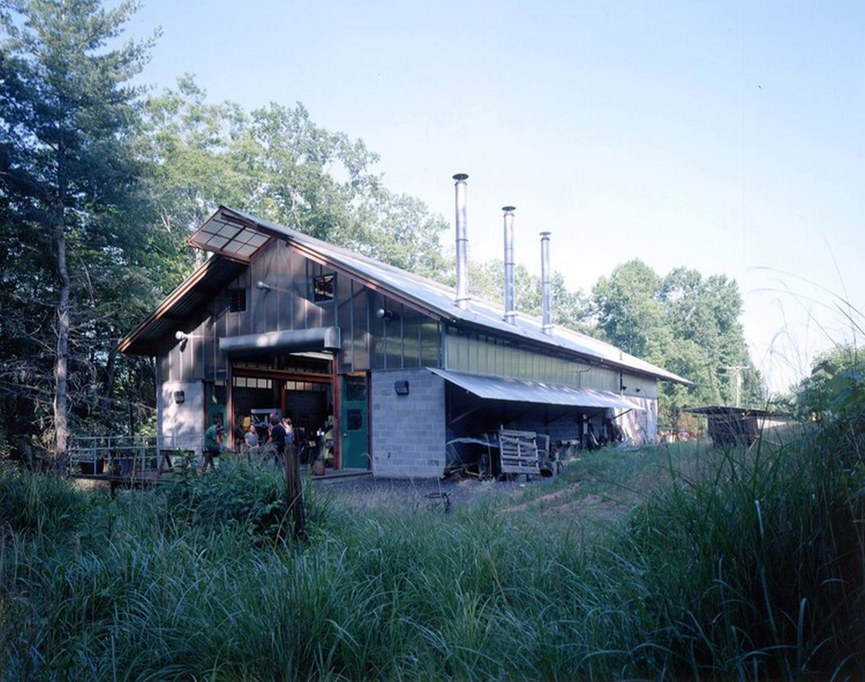 Iron Studio, Penland School of Arts and Crafts Penland, North Carolina ⎥ 2000 Sheet2
