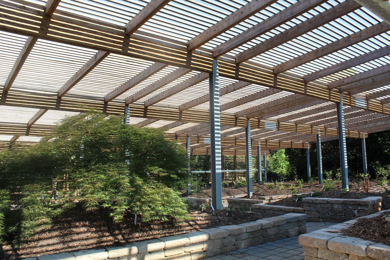 JC Raulston Arboretum Lath House Raleigh, NC ⎥ 2010 - Sheet1