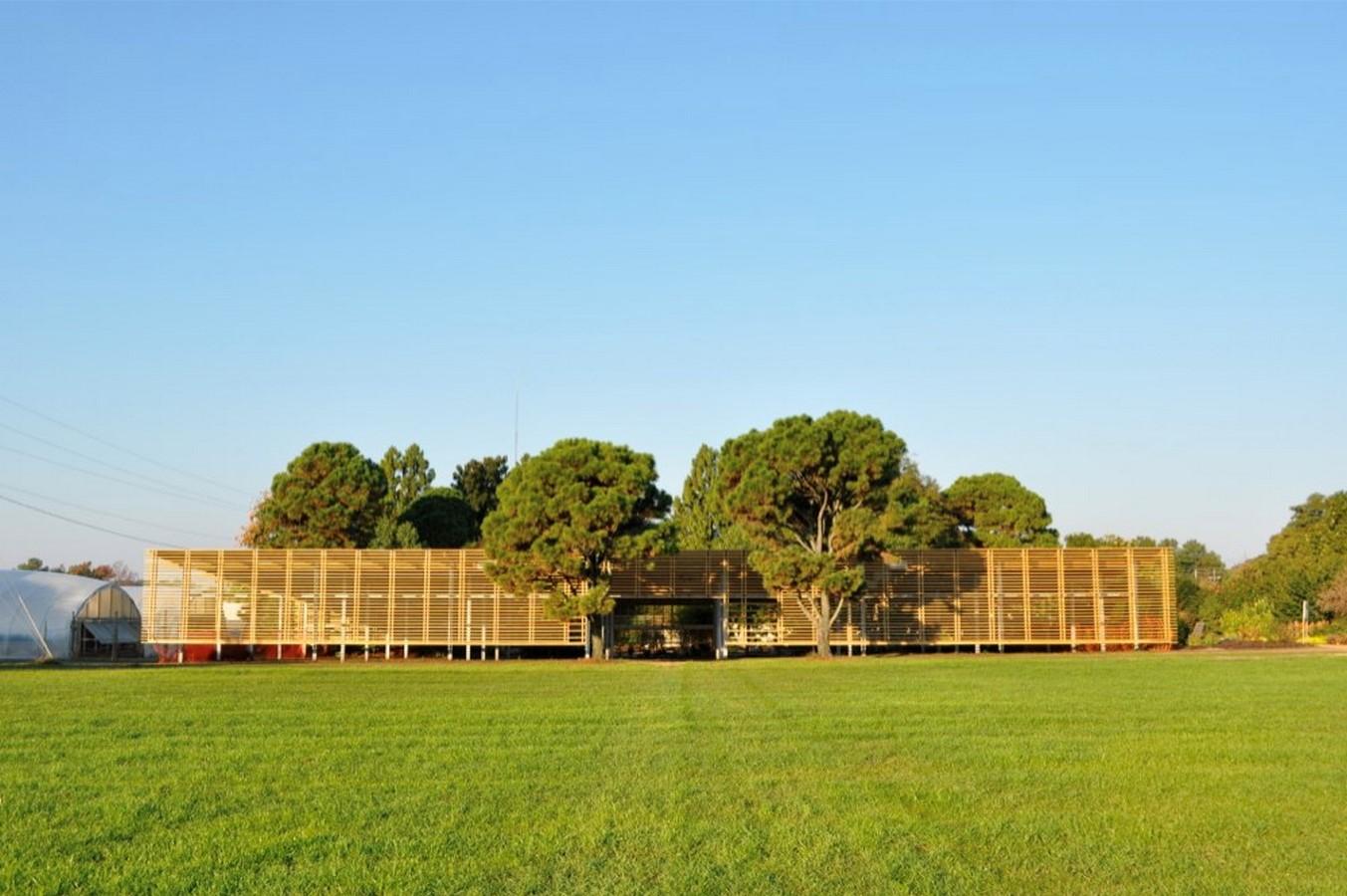 JC Raulston Arboretum Lath House Raleigh, NC ⎥ 2010 - Sheet2