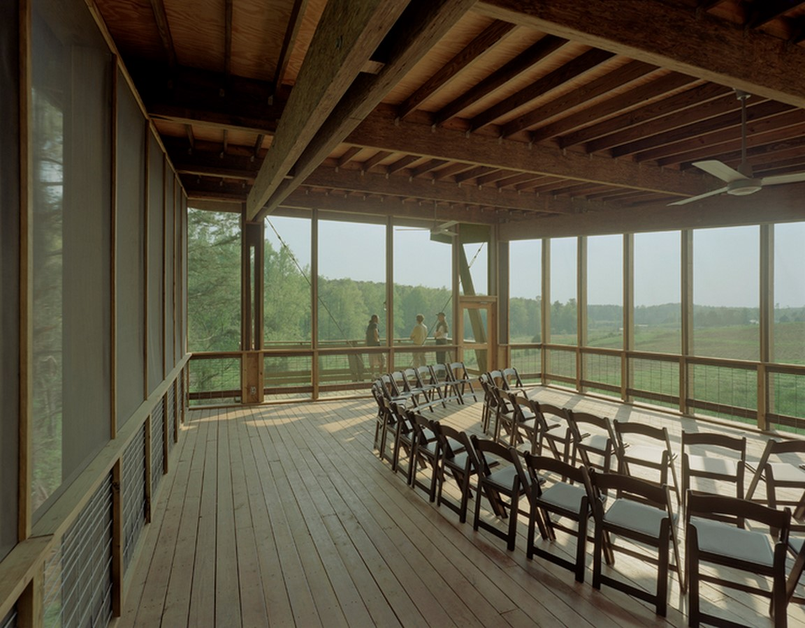 Prairie Ridge Ecostation Outdoor Classroom Raleigh, North Carolina ⎥ 2005 - Sheet1
