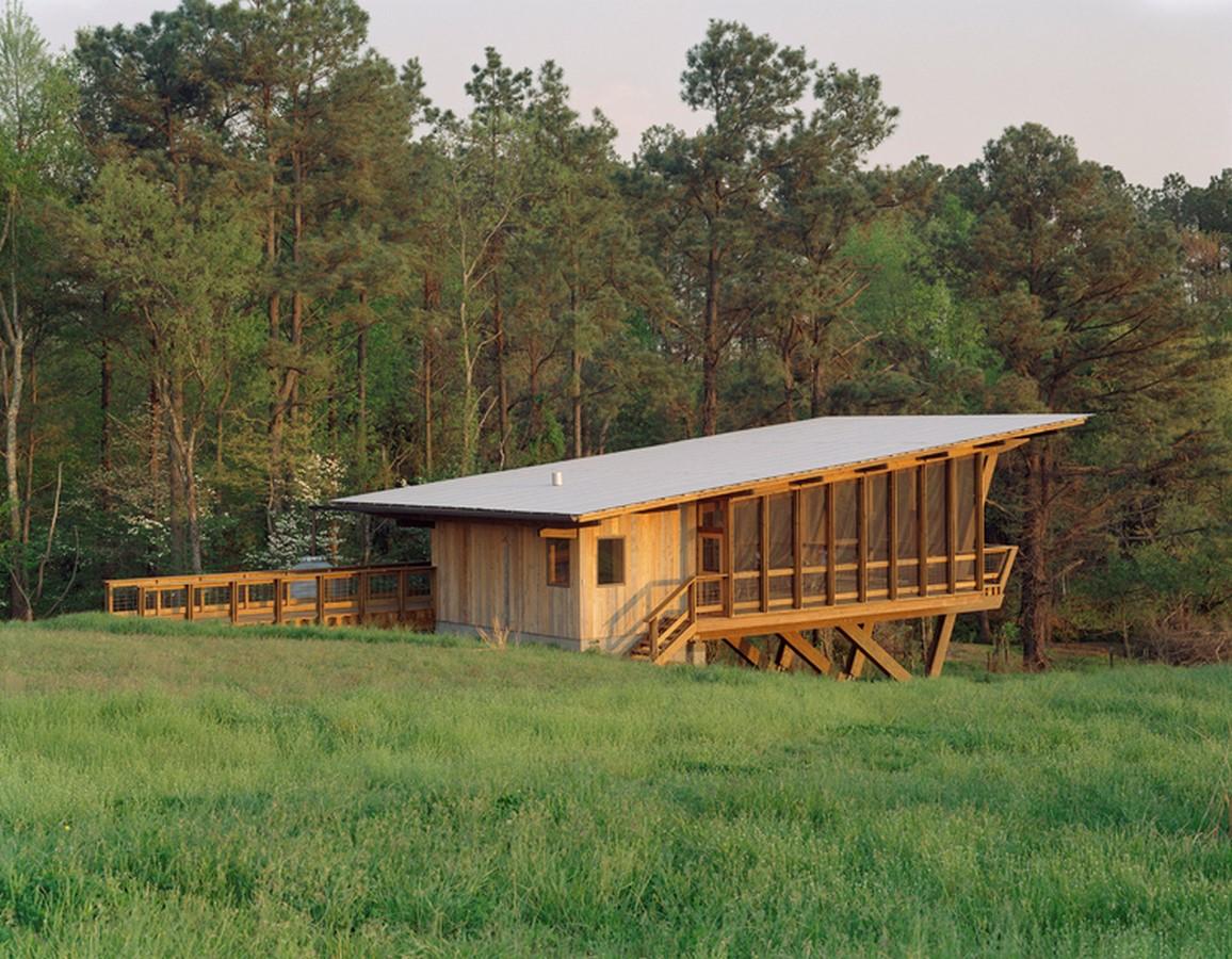 Prairie Ridge Ecostation Outdoor Classroom Raleigh, North Carolina ⎥ 2005 - Sheet3
