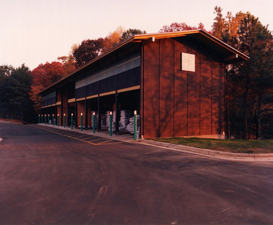 Rake and Hoe Utility Building Raleigh, North Carolina ⎥ 1988 - Sheet1