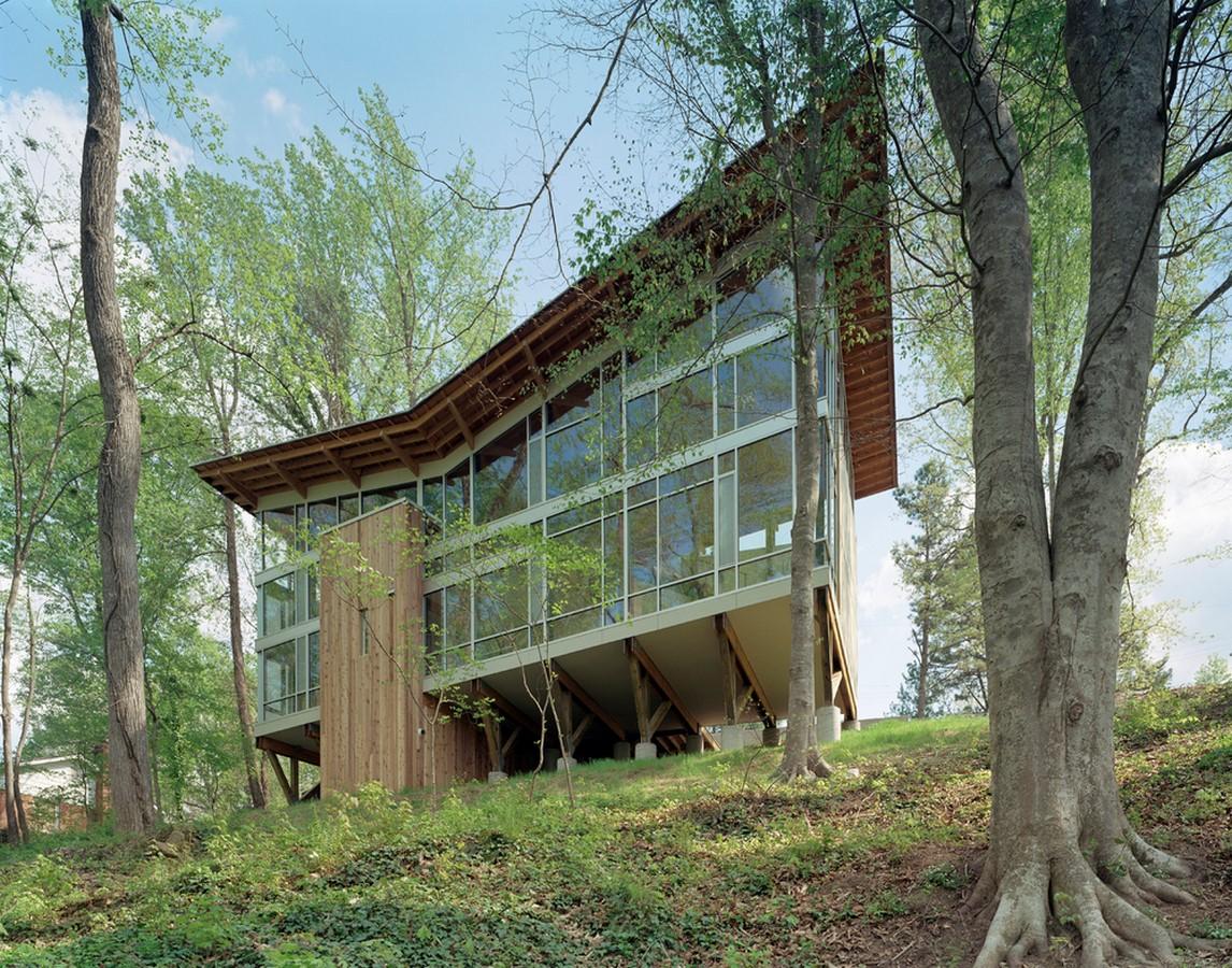 Strickland-Ferris Residence Raleigh North Carolina ⎥ 2005 - Sheet1