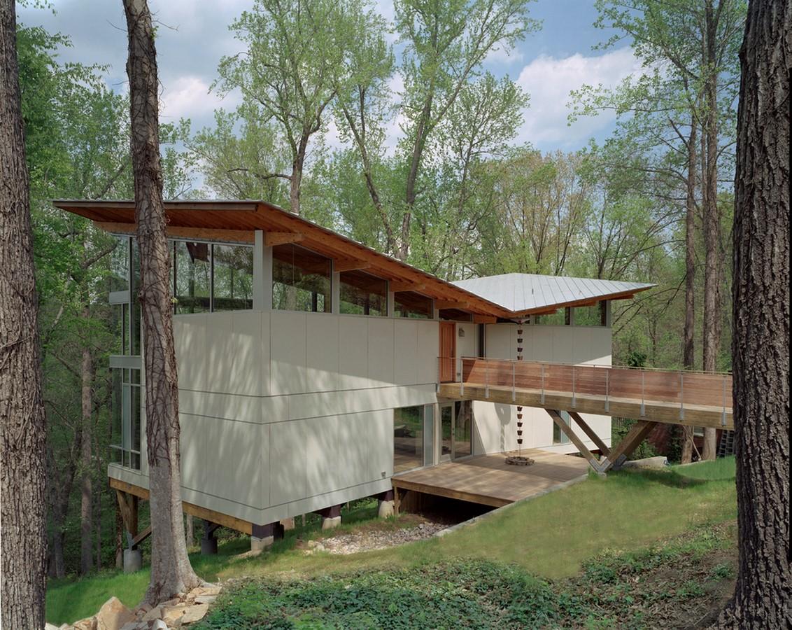 Strickland-Ferris Residence Raleigh North Carolina ⎥ 2005 - Sheet2