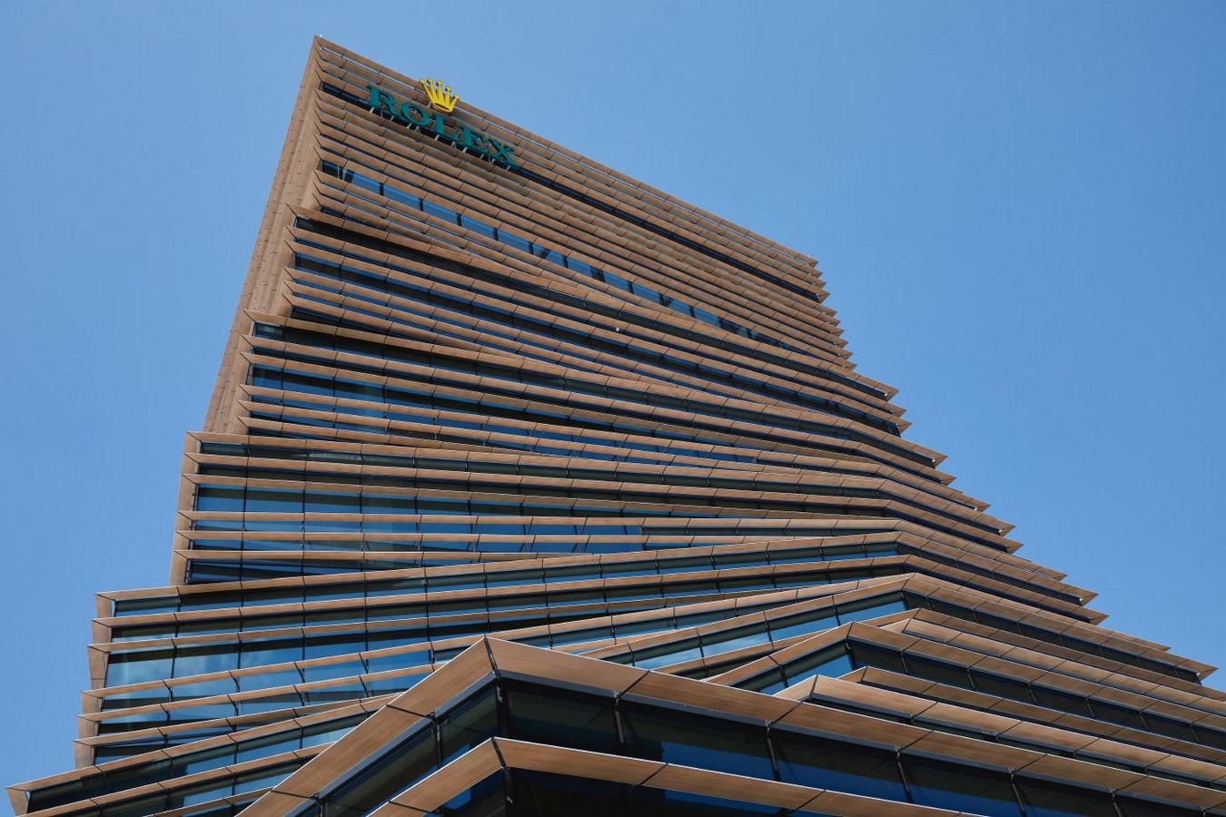 Dallas Rolex Tower - Sheet3