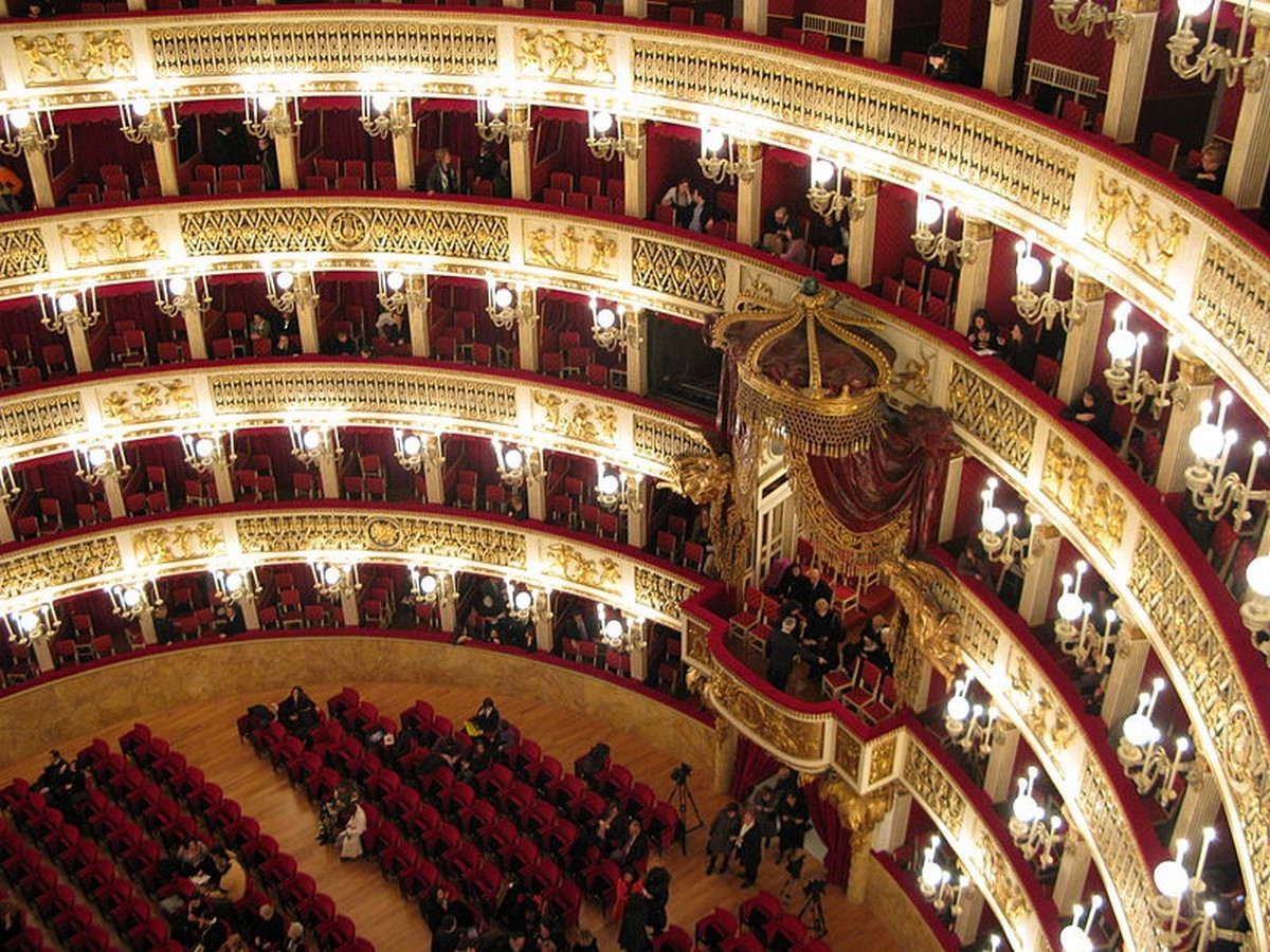 Teatro di San Carlo, Italy: Oldest Active Opera House - Sheet3