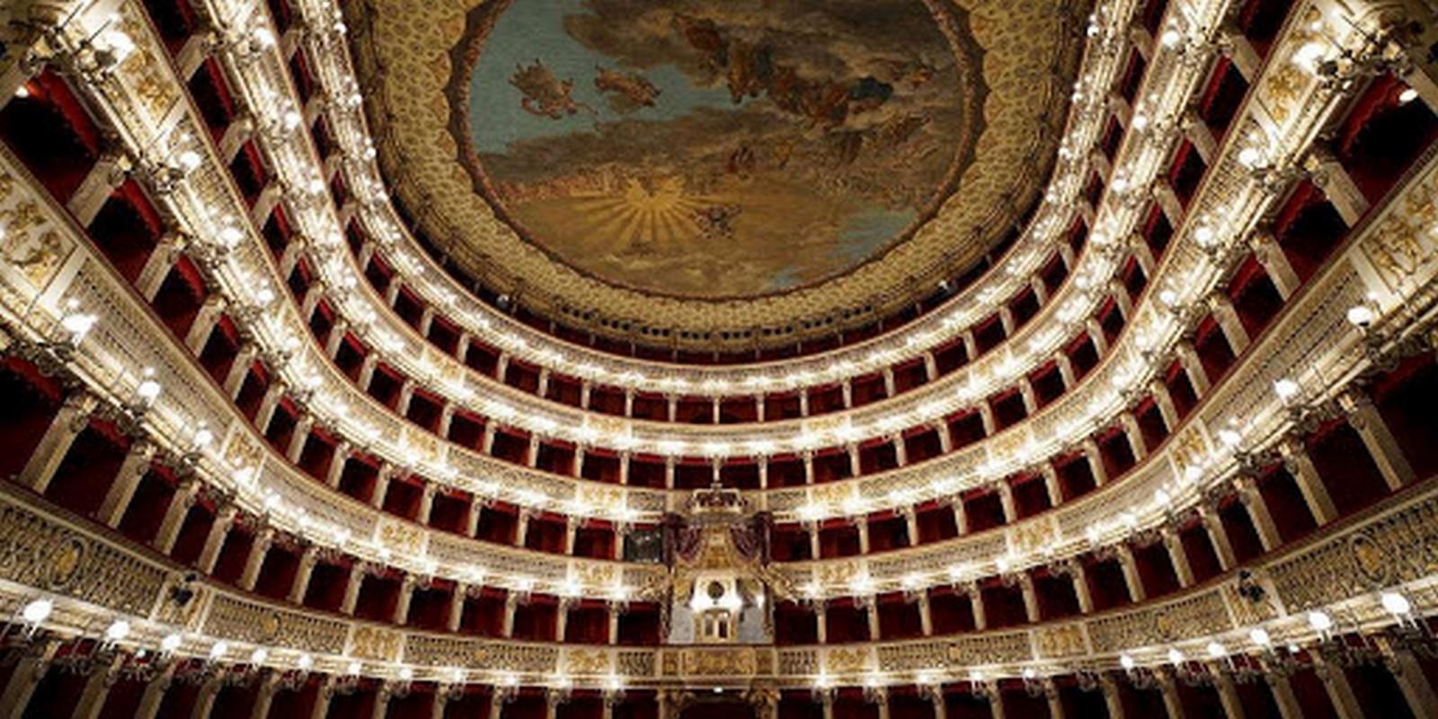 Teatro di San Carlo, Italy: Oldest Active Opera House - Sheet1