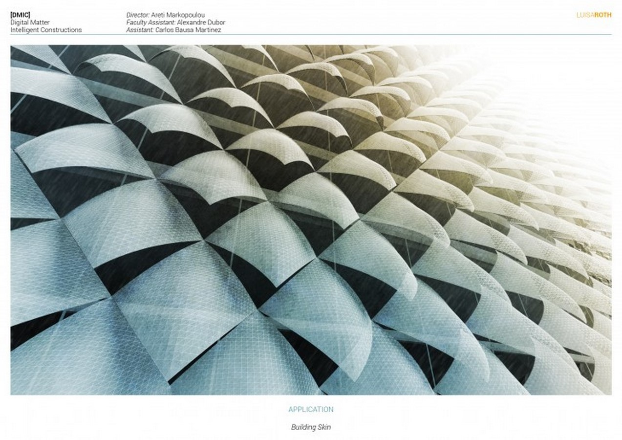 'Smart Materials'- The future of Architecture? - Sheet5