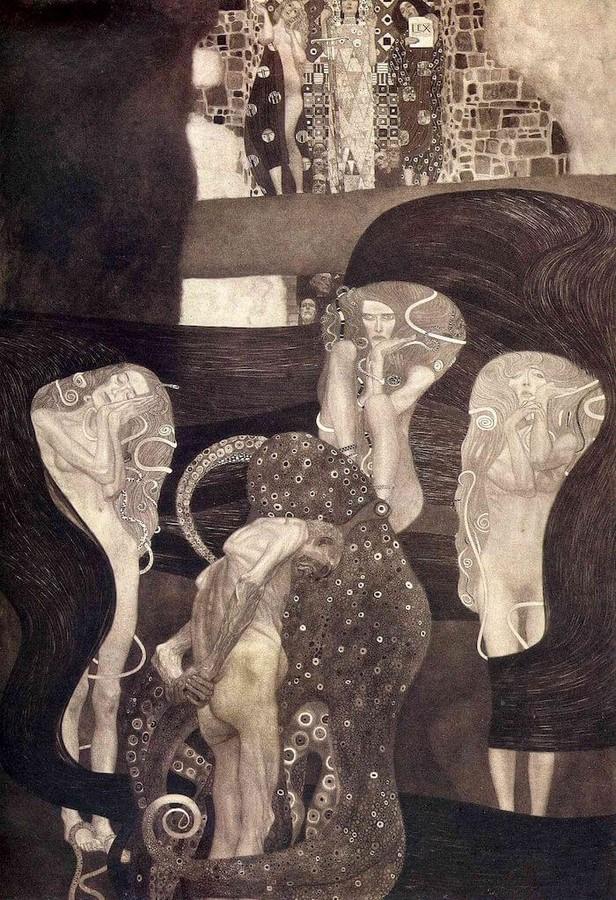 Life of an Artist: Gustav Klimt - Sheet2