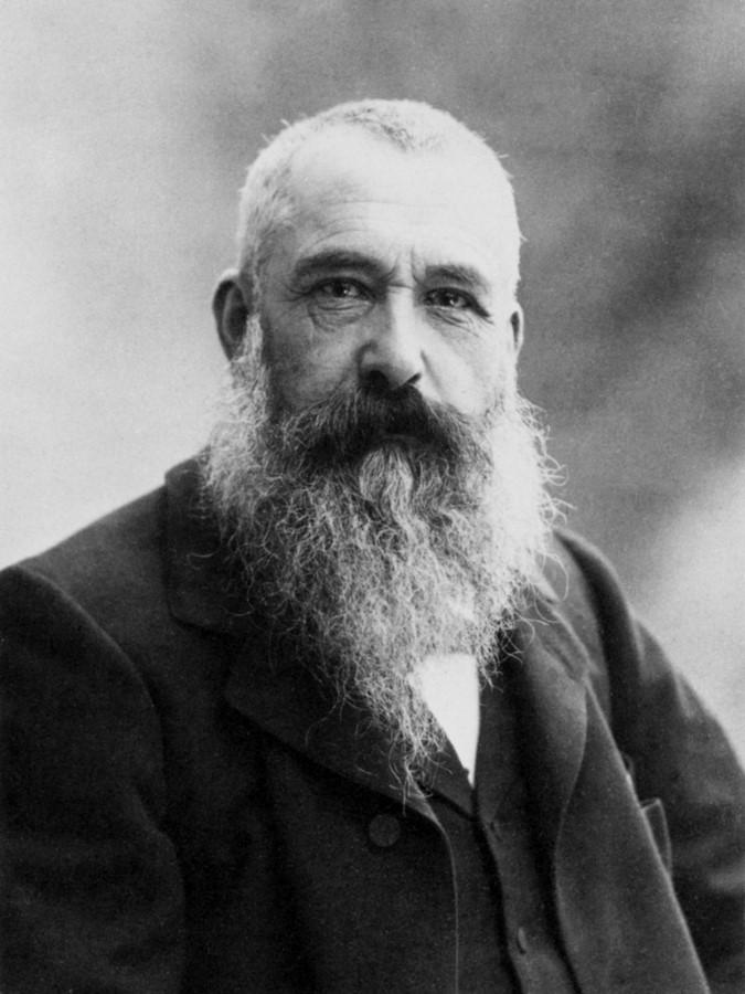 Life of an Artist: Claude Oscar Monet - Sheet1