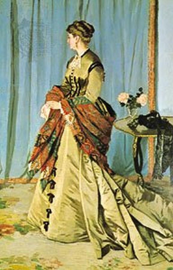 Life of an Artist: Claude Oscar Monet - Sheet3