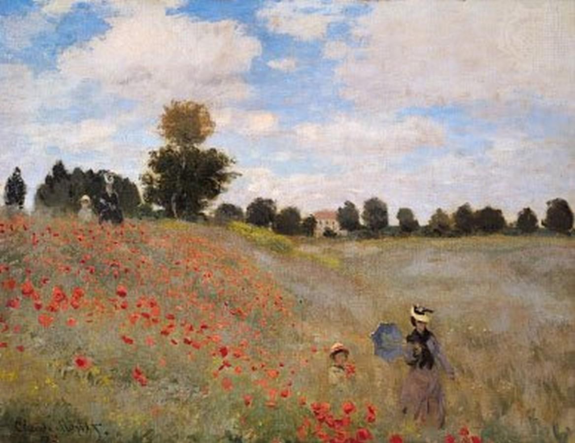 Life of an Artist: Claude Oscar Monet - Sheet4