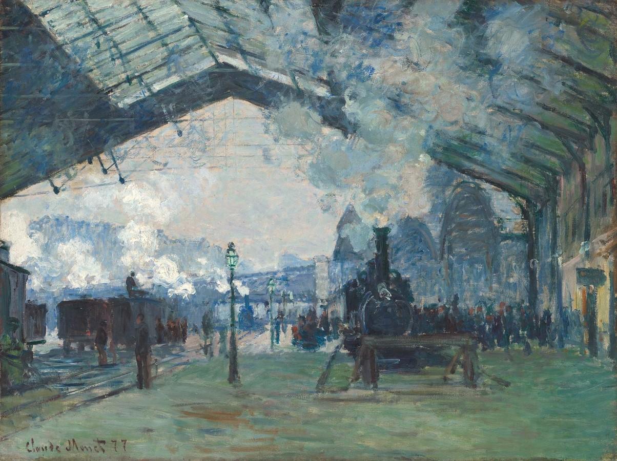 Life of an Artist: Claude Oscar Monet - Sheet5