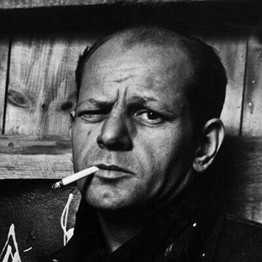 Life of an Artist: Jackson Pollock - Sheet1