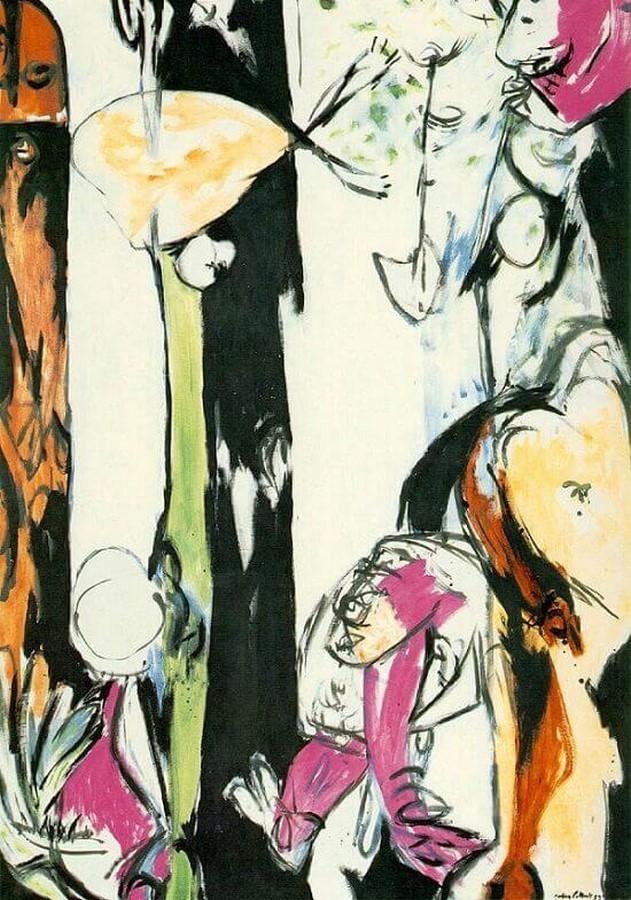 Life of an Artist: Jackson Pollock - Sheet2