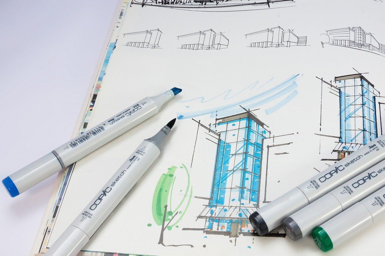 10 Tips on how to Develop Design Concepts in Architecture- Sheet2
