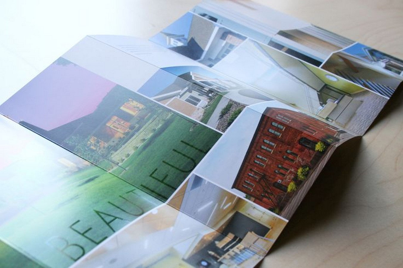 10 Architectural Firm Brochure every student must see - Sheet1