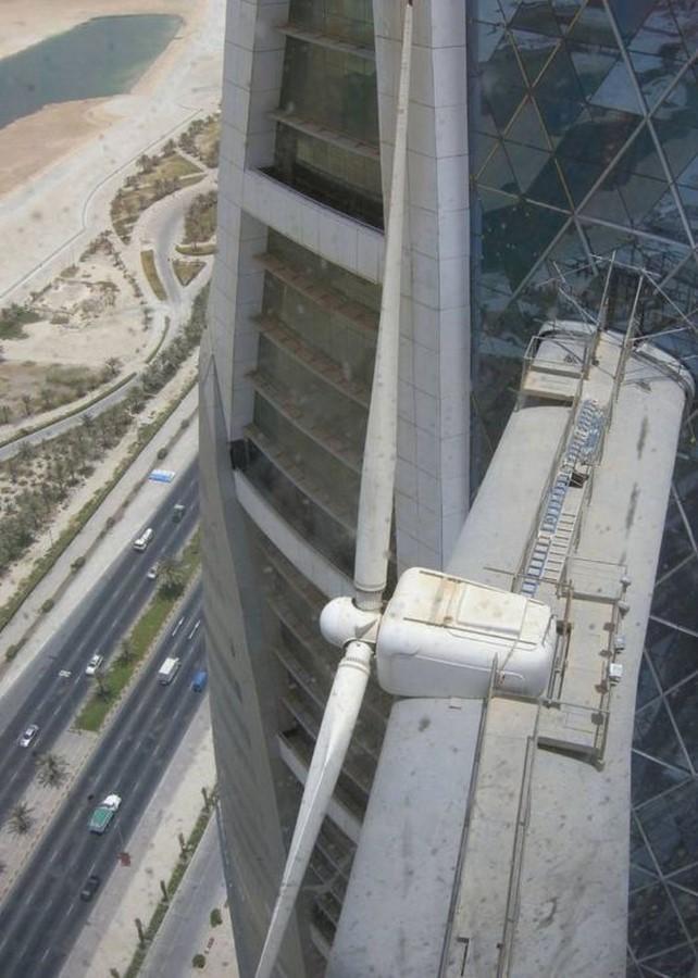 Bahrain World trade center, Manama, Bahrain - Sheet4