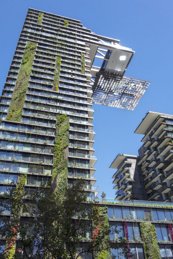 Can contemporary architecture be sustainable?