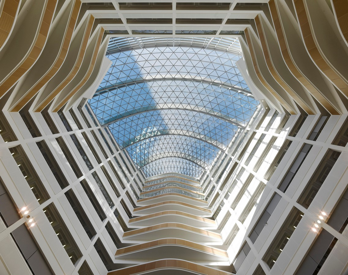 One Angel Square, Manchester, England - Sheet4