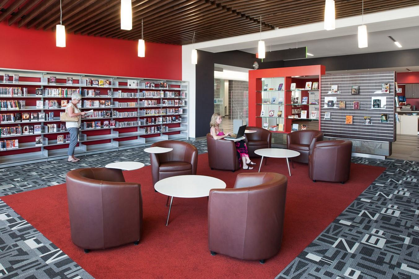 Painswick Branch Library - Sheet