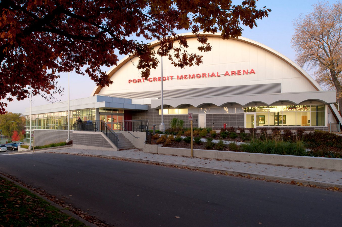 Port Credit Arena - Sheet3
