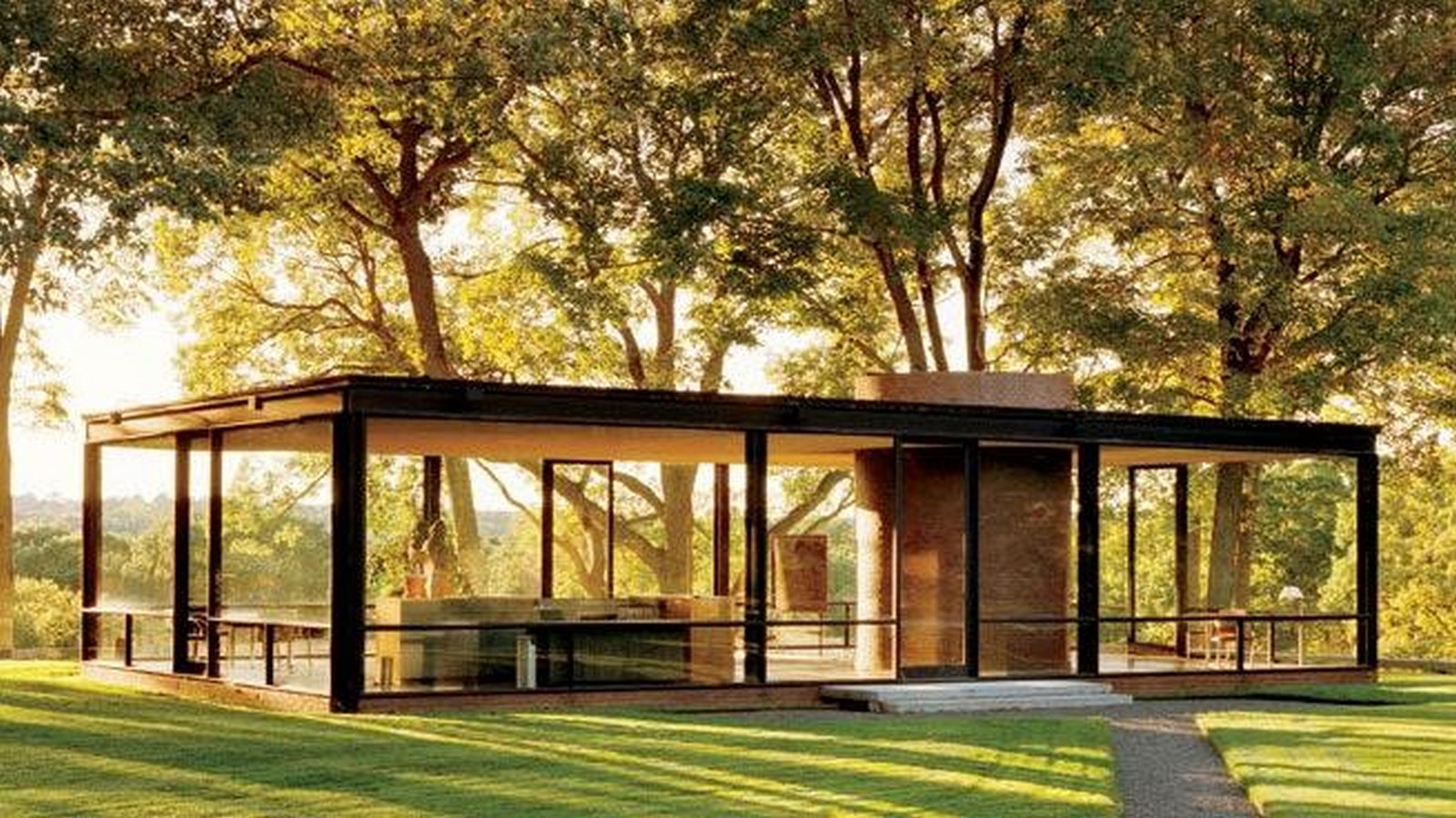 Philip Johnsons Glass House: Inaugrating the Pritzker - Sheet1