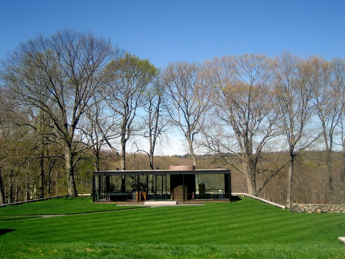 Philip Johnsons Glass House: Inaugrating the Pritzker - Sheet2